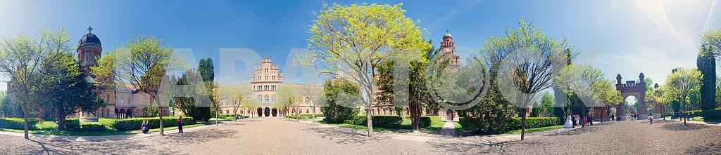 Черновицкий национальный университет — Изображение 16998