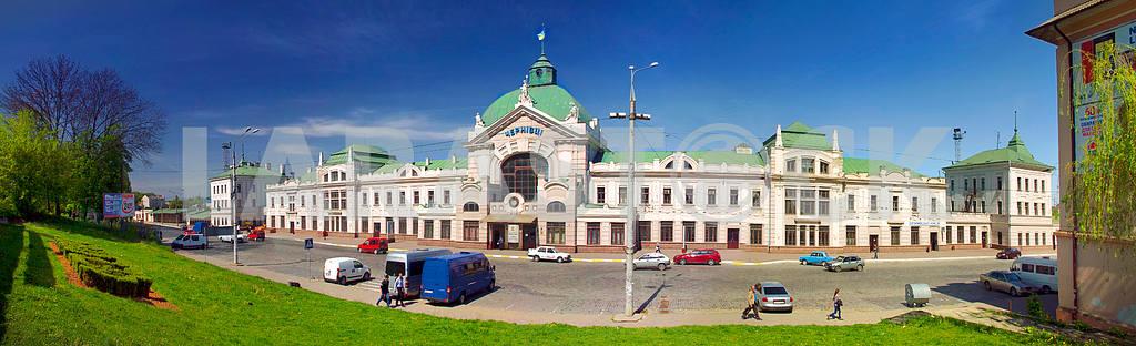 Красивые панорамы в Черновцах