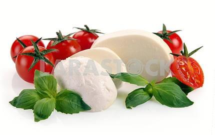 mozzarella cherry tomatoes