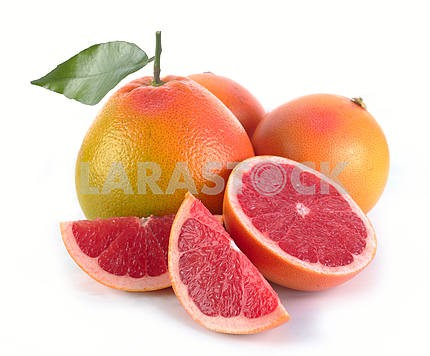 Грейпфрут с сегментами