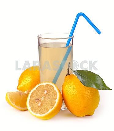 Лимонного сока и фруктов