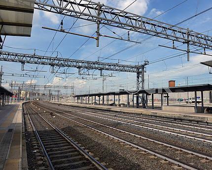 Пустой вокзал