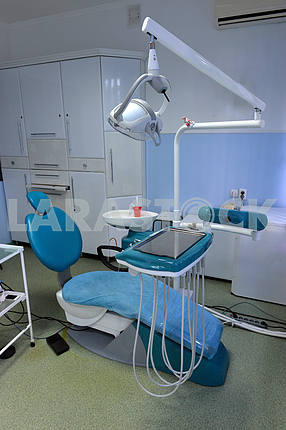 Dental, dentist workplace