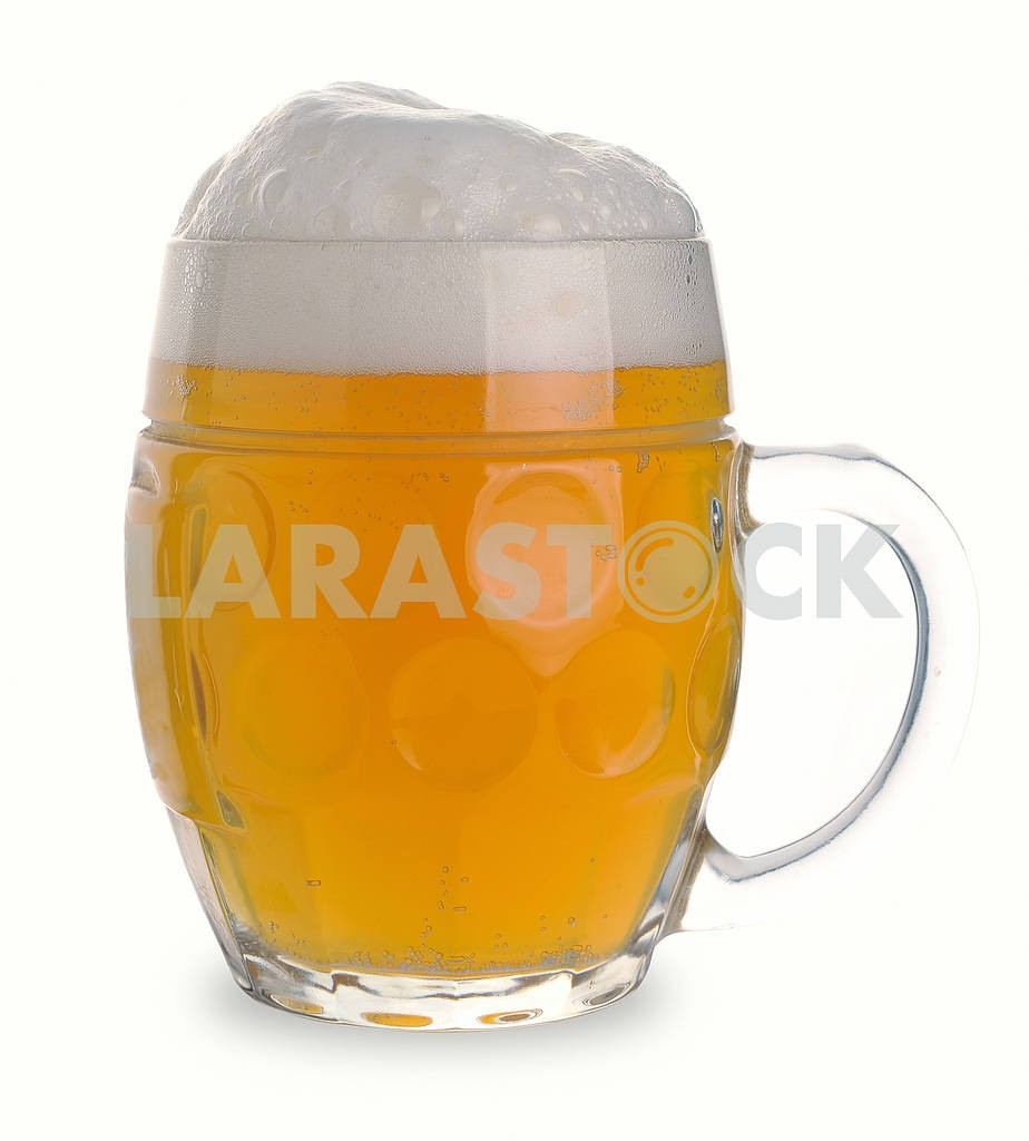 Mug of white beer — Image 17763