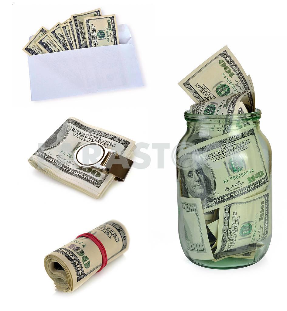100 dollars — Image 17980