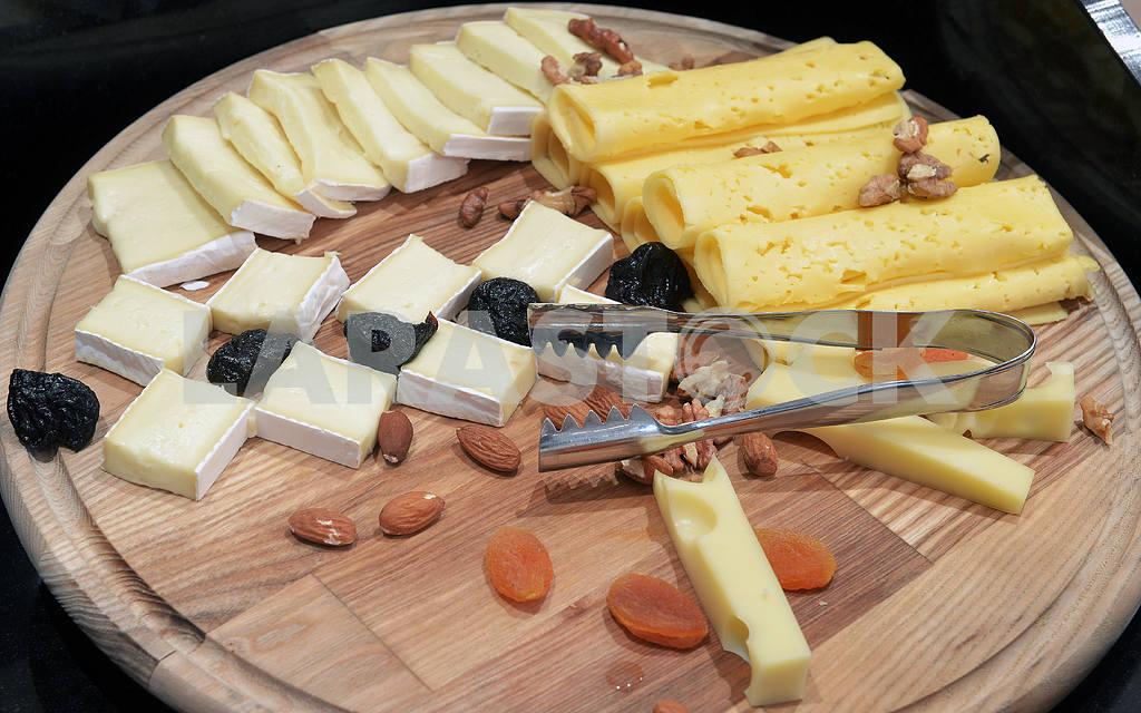 Smorgasbord - food choice in a restaurant — Image 18042