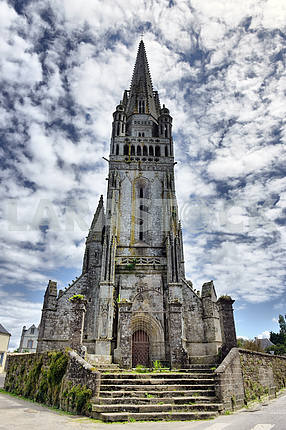 Catholic cathedral in northern France