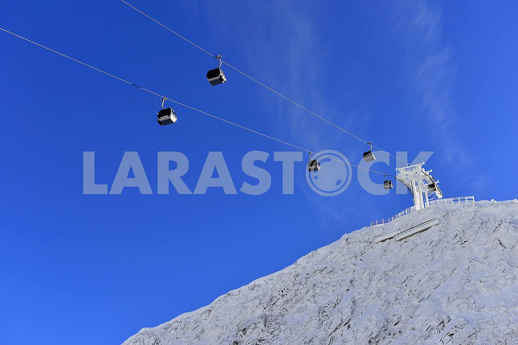 Ski lift  — Image 18341