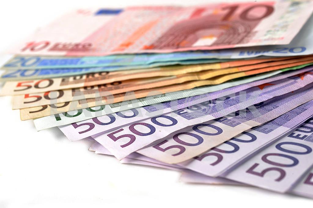 Euro money — Image 18351