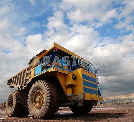 The big truck