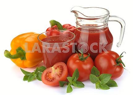 Овощные соки с ингредиентами