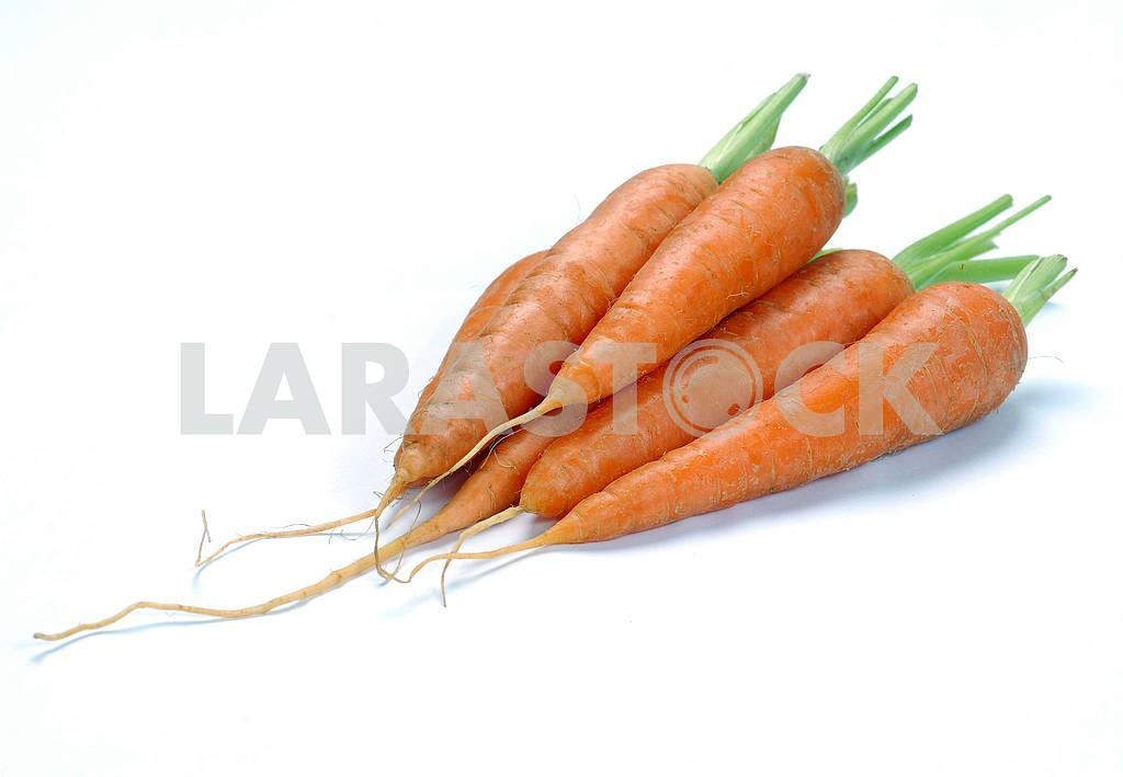 Heap of carrots — Image 18451