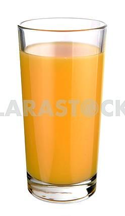 Стакан апельсинового сока