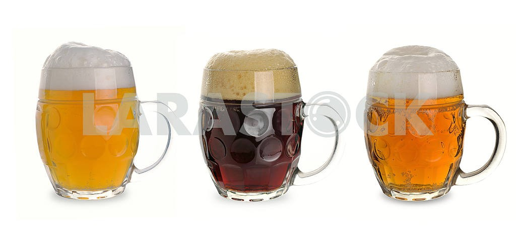 Three mug of  beer — Image 18541