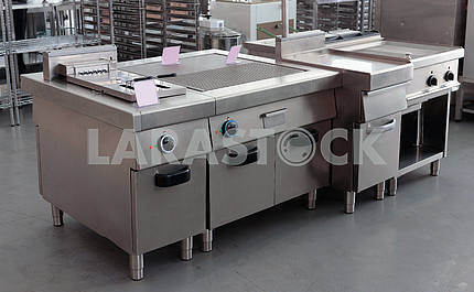 Professional restaurant equipment