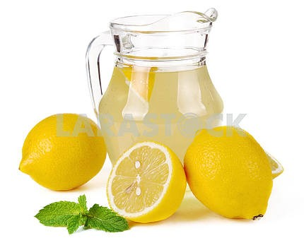 Lemon juice and fruit