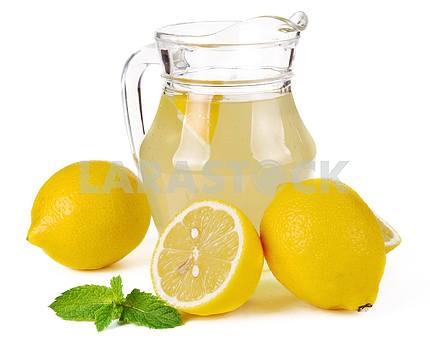 lemon juice and fruit
