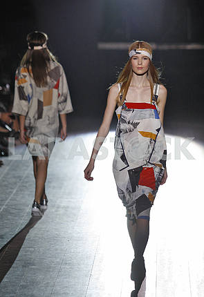 Ukrainian Fashion Week Spring/Summer2016