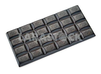 black chocolate bars