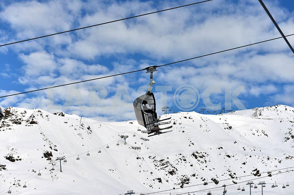 Ski lift — Image 19519
