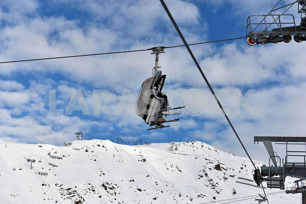 Ski lift — Image 19520