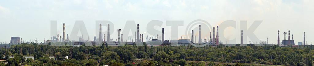 Industrial landscape overview — Image 19523