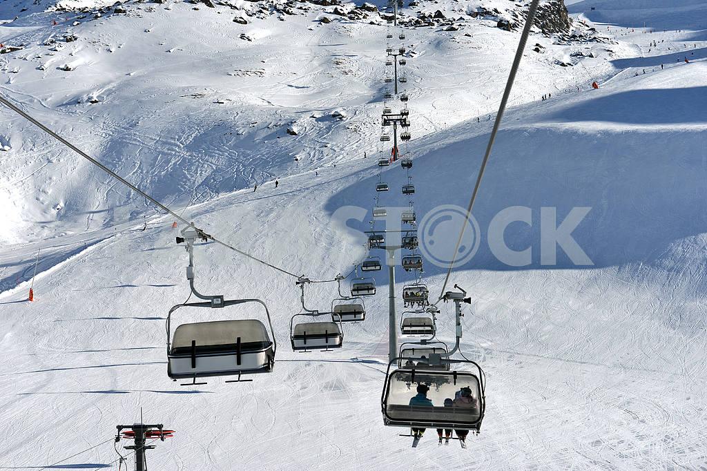 Ski lift — Image 19524