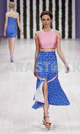 Ukrainian Fashion Week Spring/Summer 2016