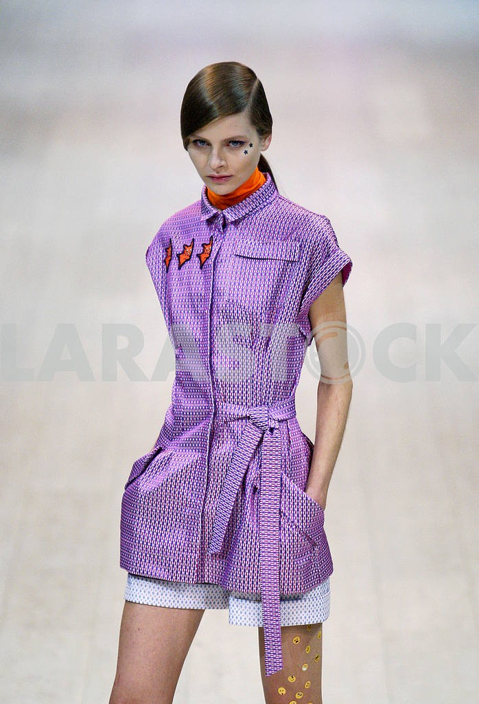 Ukrainian Fashion Week Spring/Summer 2016 — Image 19678