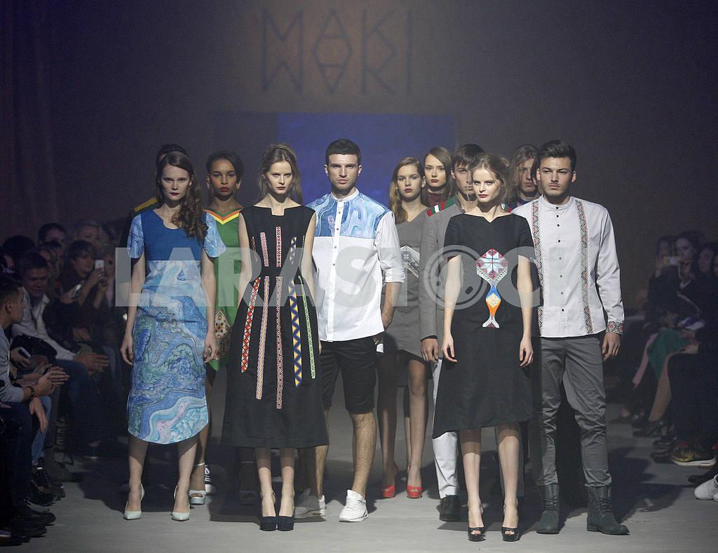 Ukrainian Fashion Week Spring/Summer 2016 — Image 19689