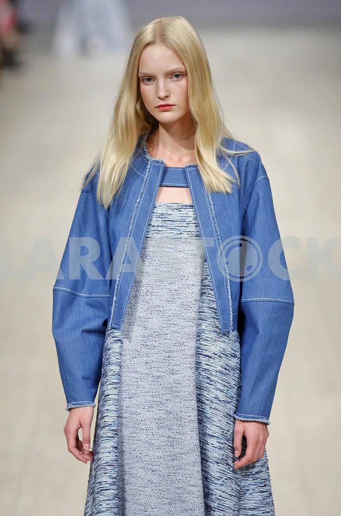 Ukrainian Fashion Week Spring/Summer 2016 — Image 19704