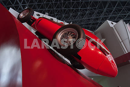 Abu-Dhabi Ferrari World