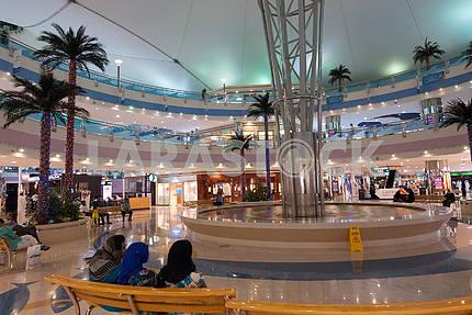 Abu-Dhabi mall