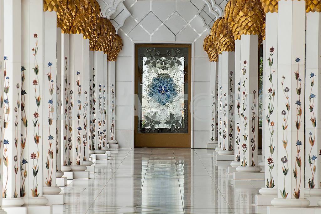 Sheikh Zayed Grand Mosque Centre Abu Dhabi — Image 19717