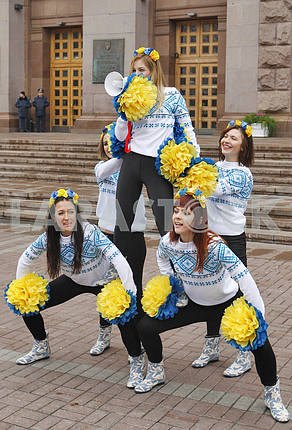 "Performance-action ""Casting for mayor of Kiev"""