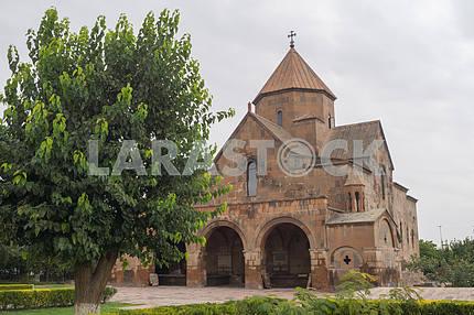 Saint Gayane Church.