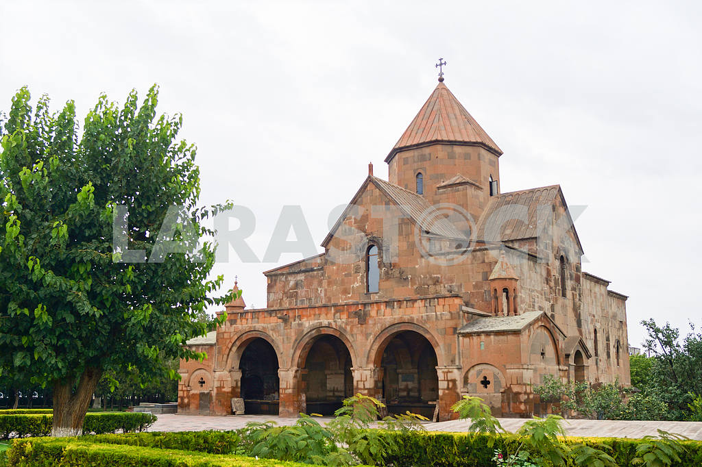 Saint Gayane Church. — Image 19979