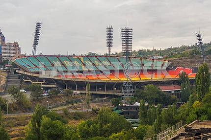 Hrazdan Central Stadium