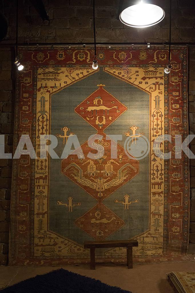 Ручная вязка армянских ковров — Изображение 20021