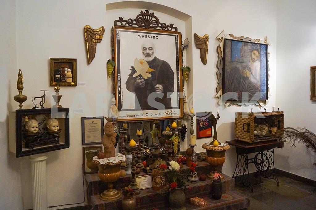 Sergei Paradjanov Museum. — Image 20032