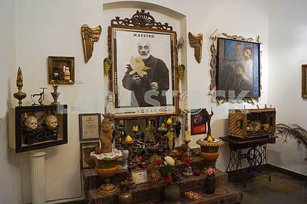 Sergei Paradjanov Museum.