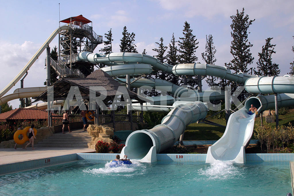 In aquapark — Image 20211