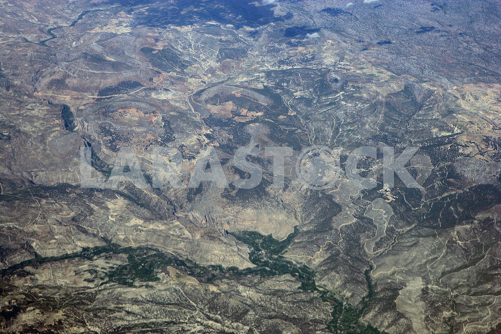 Cyprus aerial view — Image 20306