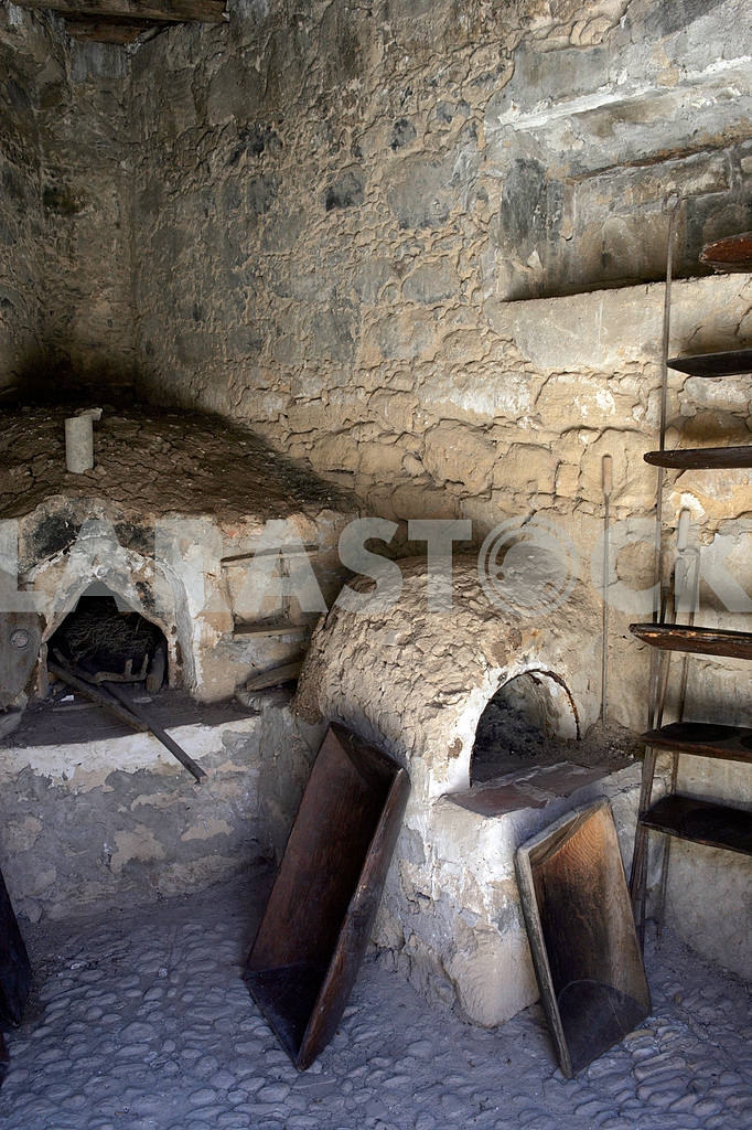 Old oven in Paphos — Image 20323