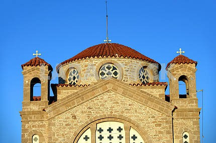 Church of St. George. Cyprus