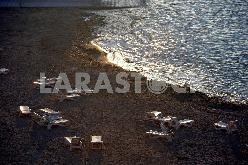 Sea shore. Cyprus — Image 20346