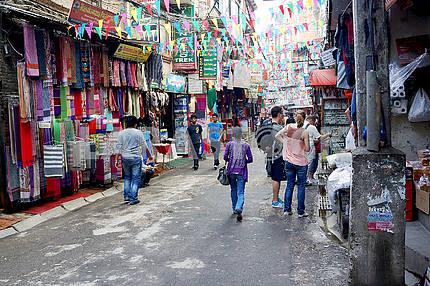 Сувенирные лавки в Непале, Катманду