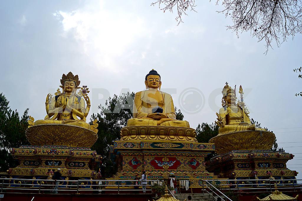 Monkey temple — Image 20448