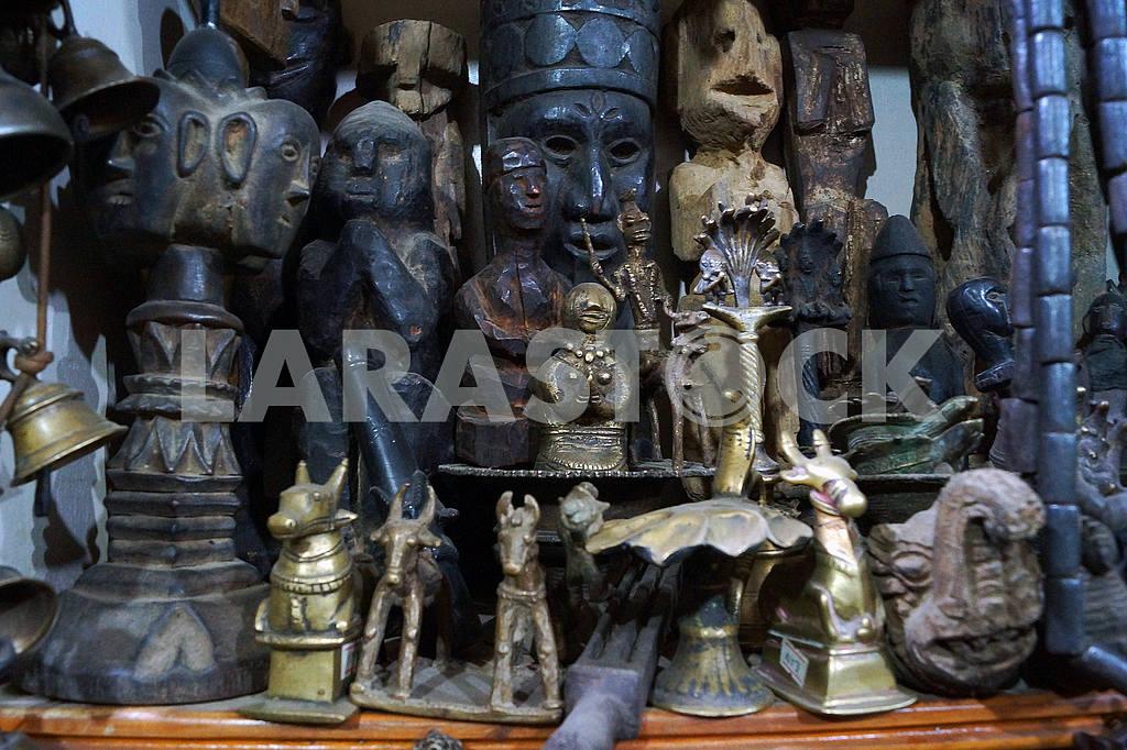 Stalls souvenir in Kathmandu — Image 20464
