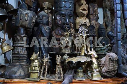 Лавки сувениров в Катманду